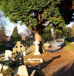 churchyard little eaton